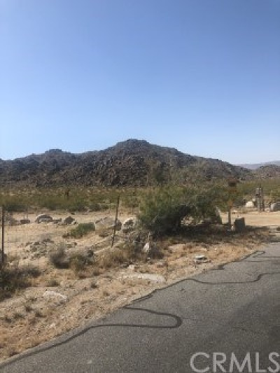 Lucerne Valley Residential Lots & Land For Sale: Butte Street