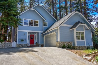 Lake Arrowhead Single Family Home For Sale: 26475 Augusta Drive