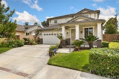 Rancho Cucamonga CA Single Family Home For Sale: $589,900