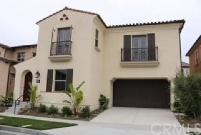 Irvine Single Family Home For Sale: 105 Allenford