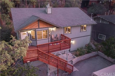 Blue Jay, Cedarpines Park, Crestline, Lake Arrowhead, Running Springs Area, Twin Peaks, Big Bear, Arrowbear, Cedar Glen, Rimforest Single Family Home For Sale: 132 E Aeroplane Boulevard