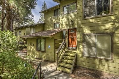 Lake Arrowhead CA Condo/Townhouse For Sale: $525,000
