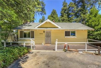 Crestline Single Family Home For Sale: 24866 Felsen Drive