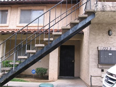 Moreno Valley Condo/Townhouse For Sale: 12218 Orchid Lane #C