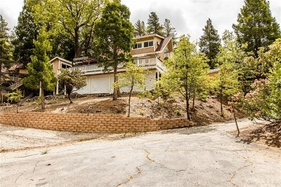 Lake Arrowhead Single Family Home For Sale: 402 Rainier Road