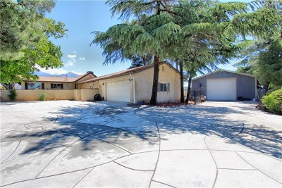 Banning Single Family Home For Sale: 10220 Bluff Street