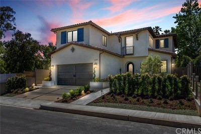 Los Angeles Single Family Home For Sale: 2311 Beverwil Drive