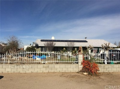 Victorville Single Family Home For Sale: 15070 Cerezo Road
