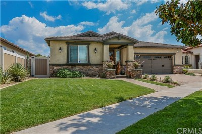 Calimesa Single Family Home For Sale: 155 Tradition Court