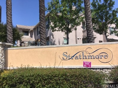 Rancho Cucamonga Condo/Townhouse For Sale: 7733 Hess Place #3