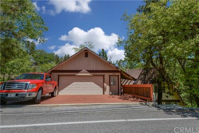 Lake Arrowhead Single Family Home For Sale: 27874 Matterhorn Drive
