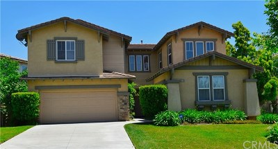 Yucaipa Single Family Home For Sale: 33139 Fairway Drive