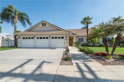 Yucaipa Single Family Home Active Under Contract: 33905 Avenue H