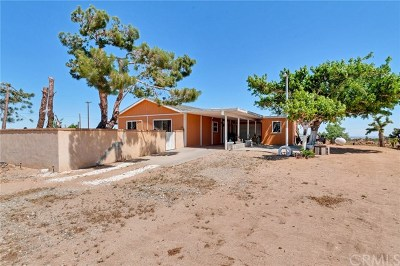 Phelan Single Family Home For Sale: 10337 Sonora Road