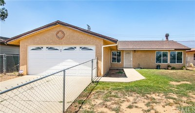 Banning Single Family Home For Sale: 5103 W Gilman Street