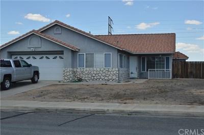 Hesperia Single Family Home For Sale: 6783 Banyan Avenue