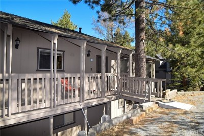 Big Bear Single Family Home For Sale: 1018 Colusa Lane