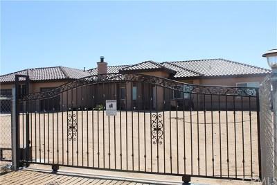 Hesperia Single Family Home For Sale: 11560 7th Avenue