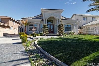 Victorville Single Family Home For Sale: 12865 Amberwood Lane