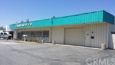 Banning Commercial For Sale: 635 E Ramsey Street
