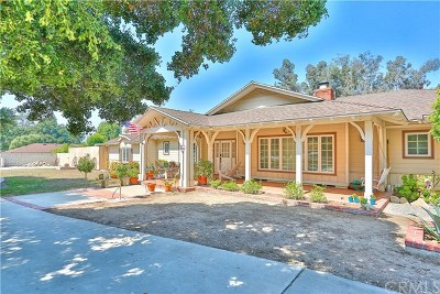 Claremont Single Family Home For Sale: 4561 Glen Way