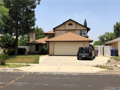 Yucaipa Single Family Home For Sale: 12930 Stardust Drive