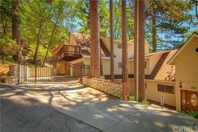 Lake Arrowhead Single Family Home For Sale: 26468 Thunderbird Drive