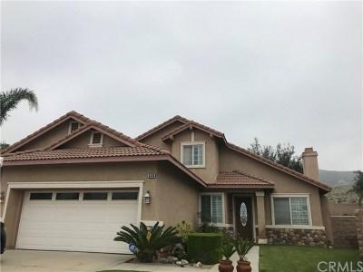 San Bernardino Single Family Home For Sale: 6548 Bethany Way
