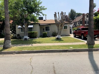 San Bernardino Single Family Home For Sale: 3223 Genevieve Street