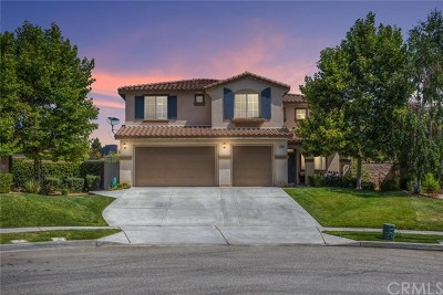 Yucaipa Single Family Home For Sale: 12010 Sage Court