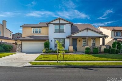 Yucaipa Single Family Home For Sale: 34533 Newell Street