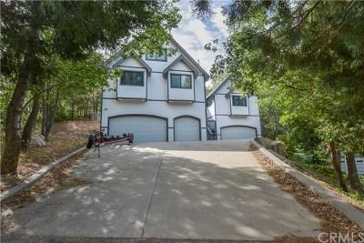 Lake Arrowhead Single Family Home For Sale: 26479 Hillcrest Lane