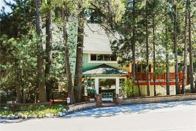 Lake Arrowhead Single Family Home For Sale: 615 Pioneer Road