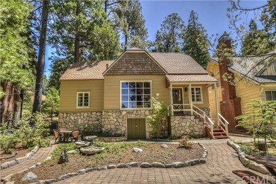 Lake Arrowhead Single Family Home For Sale: 117 John Muir Road