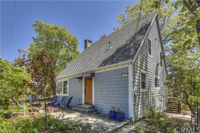 Lake Arrowhead Single Family Home For Sale: 419 Hemlock Drive