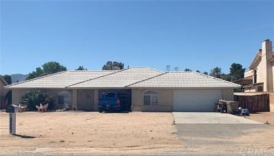 Single Family Home For Sale: 18563 Danbury Avenue