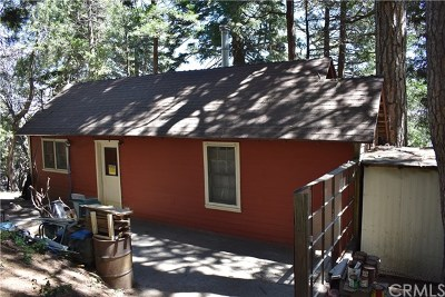Lake Arrowhead Single Family Home For Sale: 27951 Crest Estates Drive