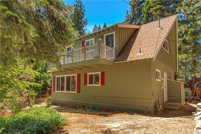Twin Peaks Single Family Home For Sale: 650 Longview Drive