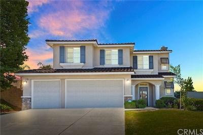 Yucaipa Single Family Home For Sale: 31943 Oak Wood Circle