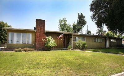 Redlands Single Family Home For Sale: 501 Lytle Street