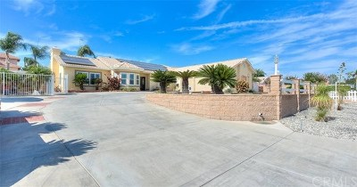 Riverside Single Family Home For Sale: 13910 Seven Hills Drive