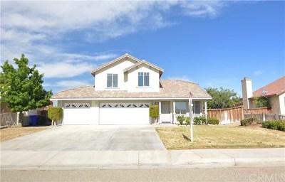 Adelanto Single Family Home For Sale: 15131 Desert Street