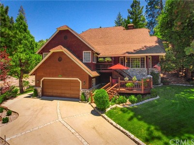 Lake Arrowhead Single Family Home For Sale: 481 Golf Course Road