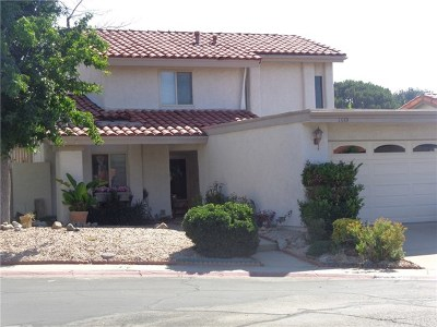Upland Single Family Home For Sale: 1349 Orchard Circle