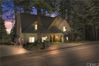 Lake Arrowhead Single Family Home For Sale: 247 Squirrel Drive