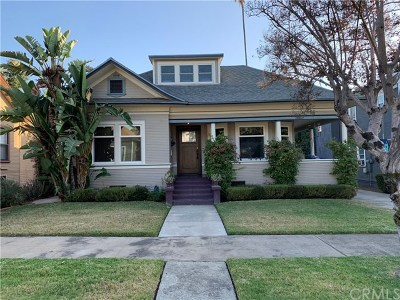 Redlands Single Family Home For Sale: 114 S Buena Vista Street