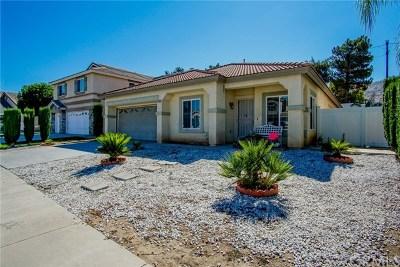 Moreno Valley Single Family Home For Sale: 16200 Via Ultimo