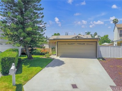 Riverside, Temecula Single Family Home For Sale: 5145 Evergreen Way