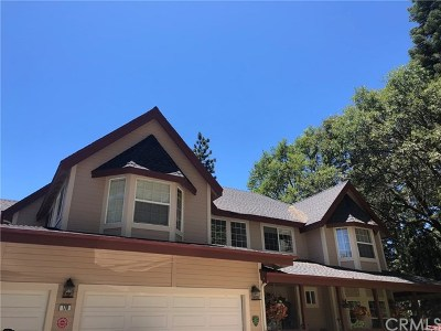 Lake Arrowhead CA Single Family Home For Sale: $1,100,000