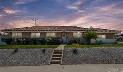 Redlands Single Family Home For Sale: 1231 W Cypress Avenue